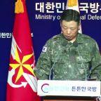 Seoul says N. Korea killed missing S. Korean