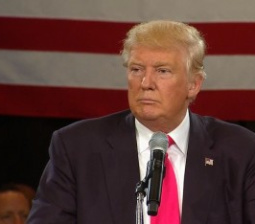 Donald Trump Lets Loose While Live Tweeting DNC, Slams Speakers