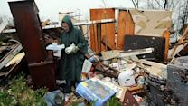 More than 200 homes damaged by Mississippi tornado