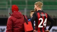 Milan, problemi muscolari per Kjaer e Diaz: le ultime sulle condizioni fisiche dei due rossoneri