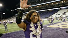 Top Washington LB giving up NFL career for rugby