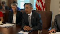 Obama shifts focus from Syria to issues at home