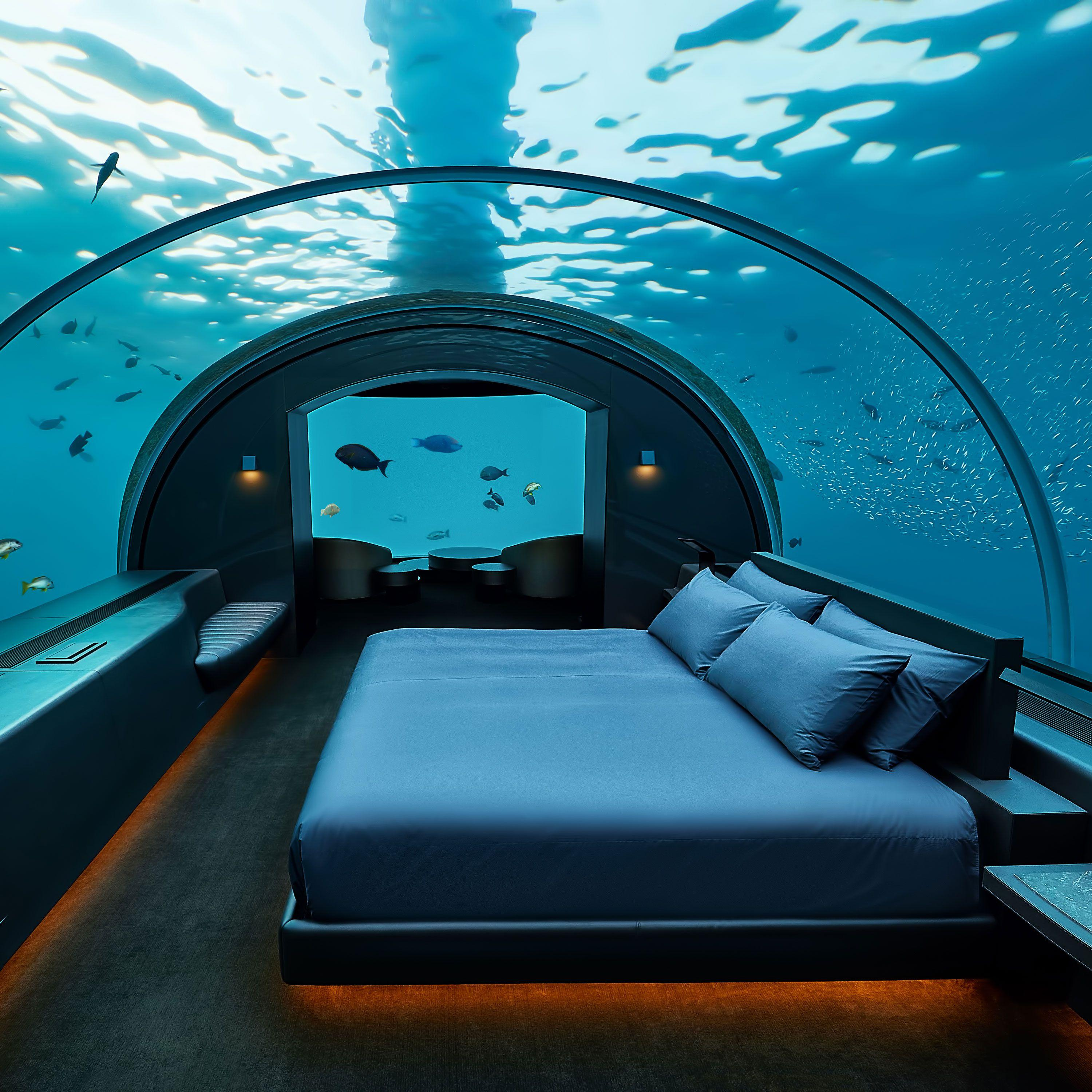 12 of the most jaw-dropping hotel beds that you will never