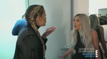 Surprising drama behind the scenes of Kardashian's 'Family Feud' appearance