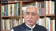 Jaswant Singh: A look into life of Vajpayee era stalwart