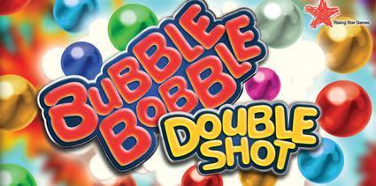 New Bubble Bobble trailer pops