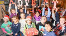 Weihnachtsaktion: Alle an Bord zum Plätzchen backen