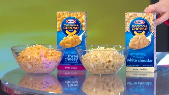 Kraft Mac and Cheese: Bloggers Want Food Dye Removed