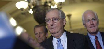 Fierce blame game as government shutdown starts