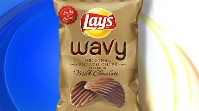 Lay S Chocolate Potato Chips Coming Soon Abc News Blogs