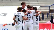 Erik Lira asegura que la competencia interna mantiene invicto a Pumas UNAM