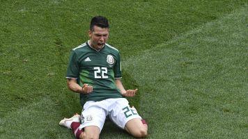 World Cup 2018: South Korea v Mexico LIVE
