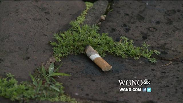 State Proposes Hefty Fee For Cigarette Butt Litterers