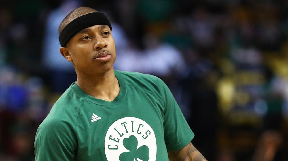 NBA playoffs: Isaiah Thomas hilariously jokes about his defense after Celtics win