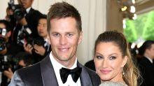 Gisele Bundchen Celebrates Tom Brady and the New England Patriots Going to Super Bowl