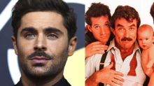 Zac Efron protagonizará el remake de 'Tres Hombres y un Bebé' para Disney Plus