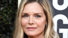 Michelle Pfeiffer looks 'wildly different' after dramatic makeover