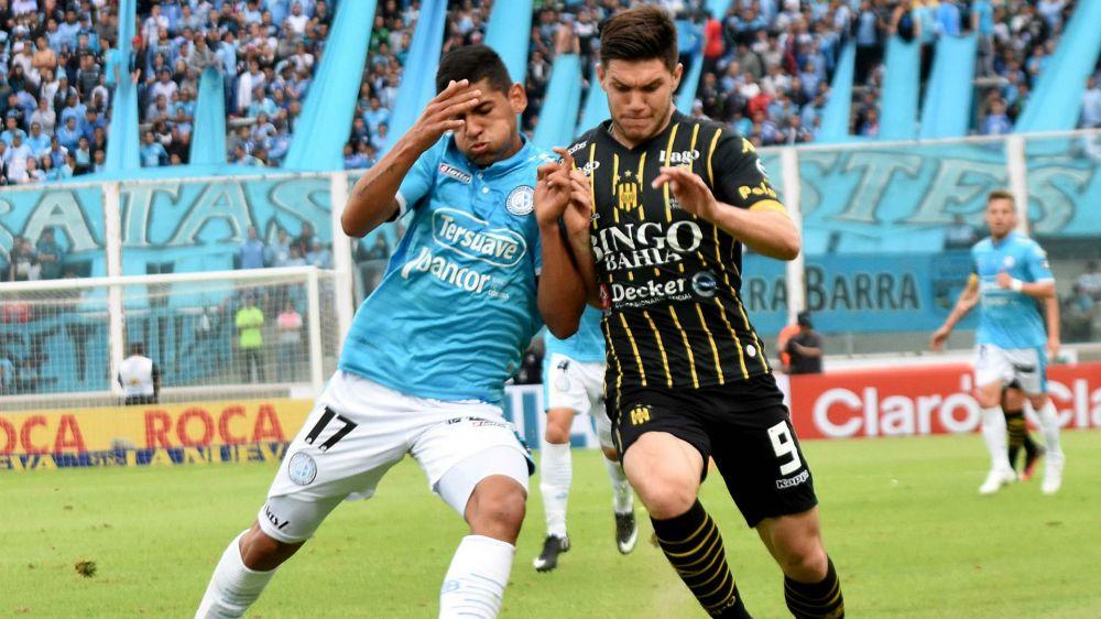 VIDEO: Dozy Romero scores awful own goal for Belgrano