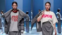 #MeToo is center stage at Seoul Fashion Week
