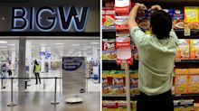 Coronavirus: Hundreds of Big W staff redeployed to Woolworths