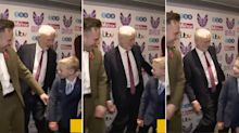 Jeremy Corbyn mocked after attempting to floss at Pride of Britain Awards