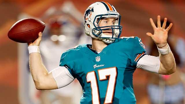 Can Ryan Tannehill succeed in Miami?