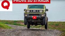 粗暴測試!第四代 Suzuki Jimny 極惡地形飛車實測