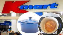 Shoppers declare $29 Kmart pot 'better' than $529 alternative