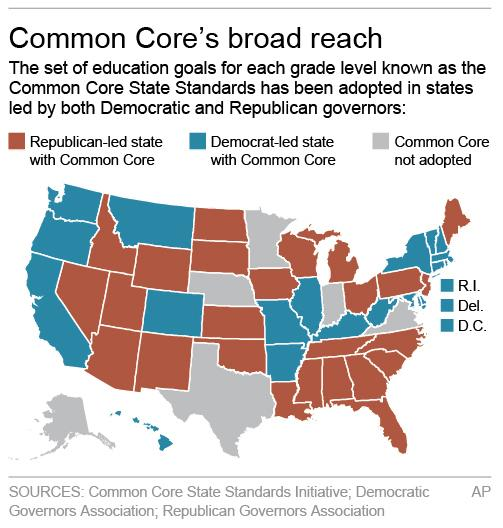 Indiana Approves Common Core Replacement Standards