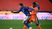 Van de Beek marca primeiro gol pela seleção, mas Holanda fica apenas no empate com a Itália