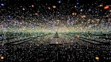 線上免費睇草間彌生「無限鏡屋」在家欣賞無盡銀河