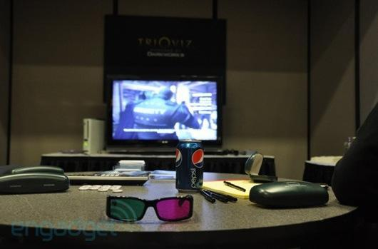 TriOviz 3D SDK available for Unreal Engine 3 next month