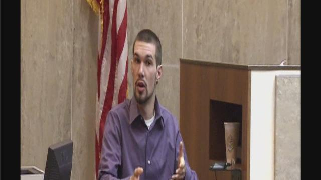 Witness testifies in Mitchell Young trial