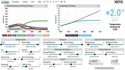 MIT technology powers new, accessible climate solutions simulator