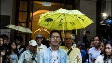 Staatsmedien: Hongkong verhängt Haftbefehle gegen sechs geflohene Aktivisten