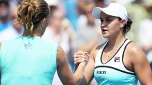 Ash Barty's act of pure class after missing out on World No.1