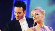 Emma Bunton shares Strictly Come Dancing throwback