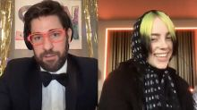 Billie Eilish and Jonas Brothers have now been to prom, thanks to John Krasinski's quarantine event for Class of 2020