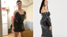 This $120 'bin bag' dress is being ripped apart by shoppers