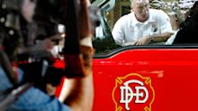 Firefighters break policy to uphold oath to protect lives, enter violent situation, and save newborn baby