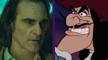 ¿Será Joaquin Phoenix próximo capitán Garfio en 'Peter Pan y Wendy'?