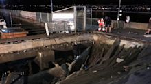 More than 300 people injured after pier collapses during Spanish music festival in Vigo
