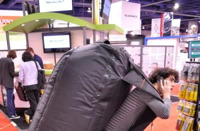 Visualized: when backpacks attack!