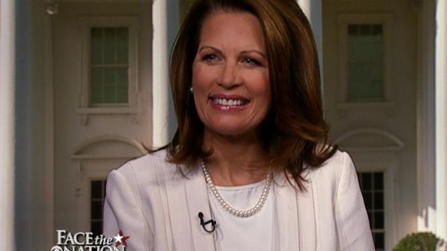 Bachmann: Women will vote for Romney