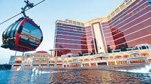 永利澳門收益362億 賭桌增加贏率提升
