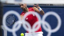 Djokovic not distracted by 'golden slam'