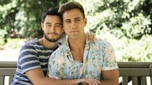 Neighbours' David and Aaron face disappointment when baby plan with Lisa is called off