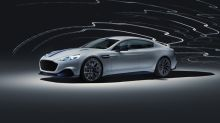 Aston Martin reportedly cancels electric RapidE amid money troubles