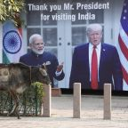 AP FACT CHECK: Trump hypes India modernization, US economy