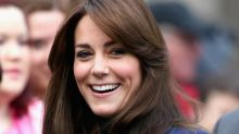 Duchess Of Cambridge Dons Another Designer Label For Third Appearance This Week